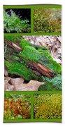Woodland Mosses Bath Towel
