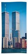 World Trade Center Bath Towel