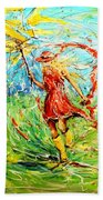 Wuthering Heights Bath Towel