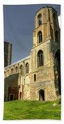 Wymondham Abbey  Bath Towel
