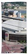 Xcel Energy Center In St. Paul Minnesota Bath Towel