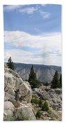 Yellowstone N P Landscape Bath Towel