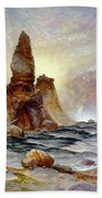 Yellowstone Tower Falls Bath Towel