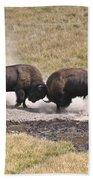 Yellowstone Turf War Bath Towel