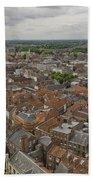 York From York Minster Tower II Bath Towel