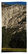Yosemite Panorama Bath Towel