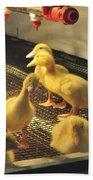 You Talkin To Me? Farm Show Harrisburg Pa  Bath Towel