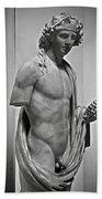 Youthful Dionysus Bath Towel