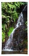 Yungas Waterfall Bath Towel