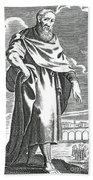 Zeno Of Citium, Ancient Greek Bath Towel