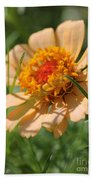 Zinnia From The Candy Mix Bath Towel