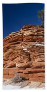 Zion National Park Utah Bath Towel