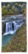 0021 Letchworth State Park Series Bath Towel