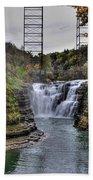 0025 Letchworth State Park Series  Bath Towel