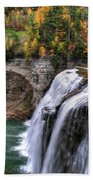 0033 Letchworth State Park Series  Bath Towel