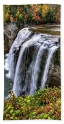 0039 Letchworth State Park Series Bath Towel