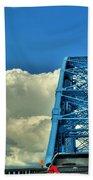 006 Grand Island Bridge Series Bath Towel