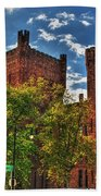 006 The 74th Regimental Armory In Buffalo New York Hand Towel