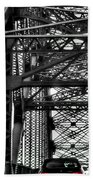 008 Grand Island Bridge Series Bath Towel