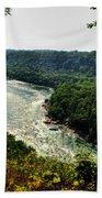 009 Niagara Gorge Trail Series  Bath Towel