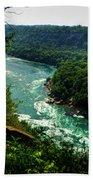 011 Niagara Gorge Trail Series  Bath Towel