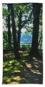 012a Niagara Gorge Trail Series  Bath Towel