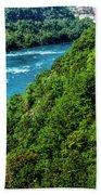 014 Niagara Gorge Trail Series  Bath Towel