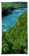 017 Niagara Gorge Trail Series  Bath Towel