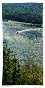 018 Niagara Gorge Trail Series  Bath Towel