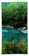 022 Niagara Gorge Trail Series  Bath Towel