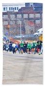025 Shamrock Run Series Bath Towel