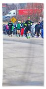 026 Shamrock Run Series Bath Towel