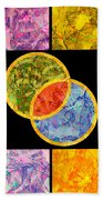 0691 Abstract Thought Bath Towel
