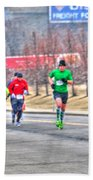 03 Shamrock Run Series Bath Towel