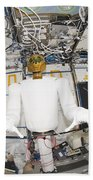 A Humanoid Robot In The Destiny Hand Towel