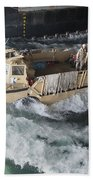 A Lighter Amphibious Re-supply Cargo Bath Towel