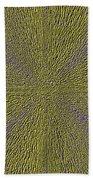 Abstract 3d Art Bath Towel