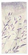 Abstract Gras Hand Towel