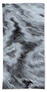 Abstract Pastel Art Bath Towel
