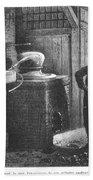 Alcohol: Distillation Bath Towel