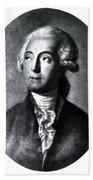 Antoine-laurent Lavoisier, French Bath Towel