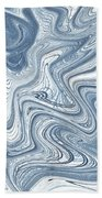 Art Abstract Bath Towel