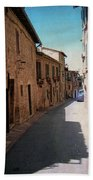 Assisi Italy Bath Towel