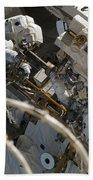 Astronauts Participate Bath Towel