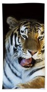Awaking Tiger Bath Towel