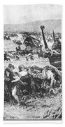 Balkan Insurgency, 1876 Hand Towel