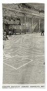 Baseball: Brooklyn, 1890 Bath Towel
