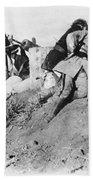 Birth Of A Nation, 1915 Bath Towel