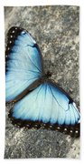 Butterfly, Niagara Botanical Gardens Bath Towel