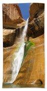 Calf Creek Falls Bath Towel